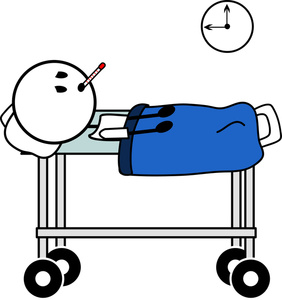 Dying Clipart.