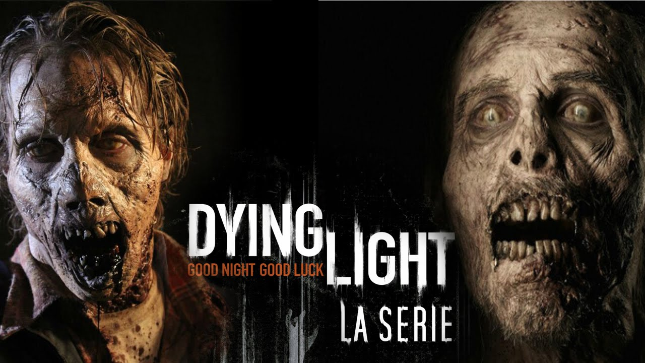 Dying light la serie (film) Ep3 francais HD.