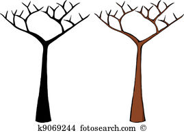Dying tree Clip Art EPS Images. 188 dying tree clipart vector.