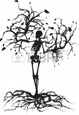 Dying Tree Clipart.