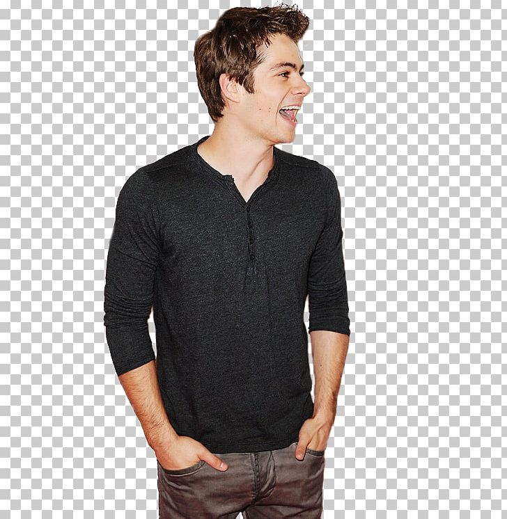 Dylan O\'Brien Teen Wolf Stiles Stilinski Black And White.