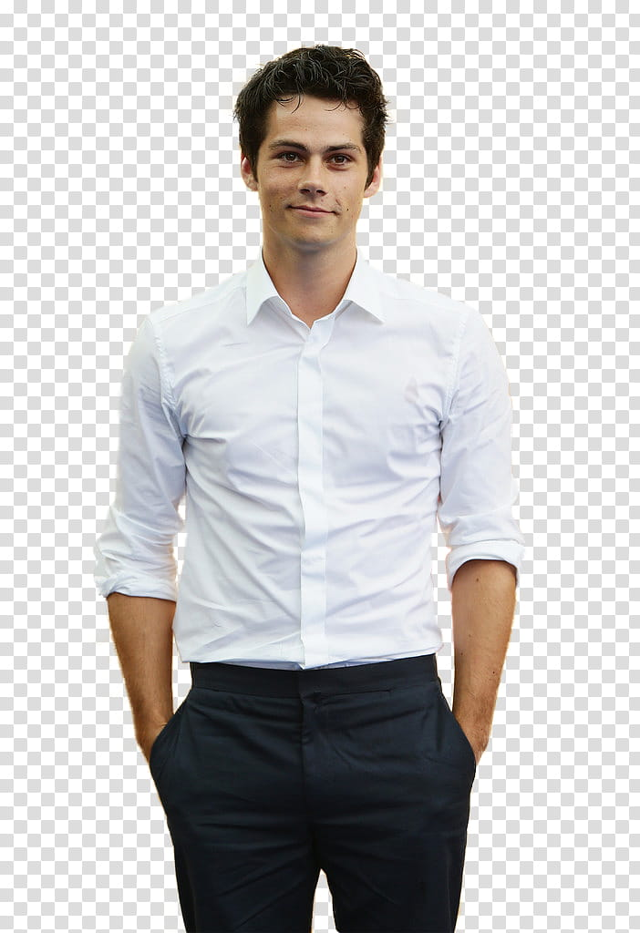 Dylan O Brien transparent background PNG clipart.