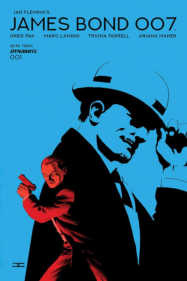 Dynamite® James Bond 007 #1.