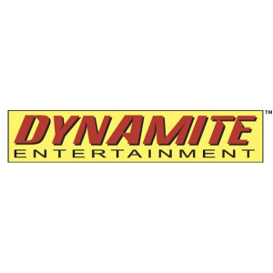 Dynamite Entertainment Logo in 2019.
