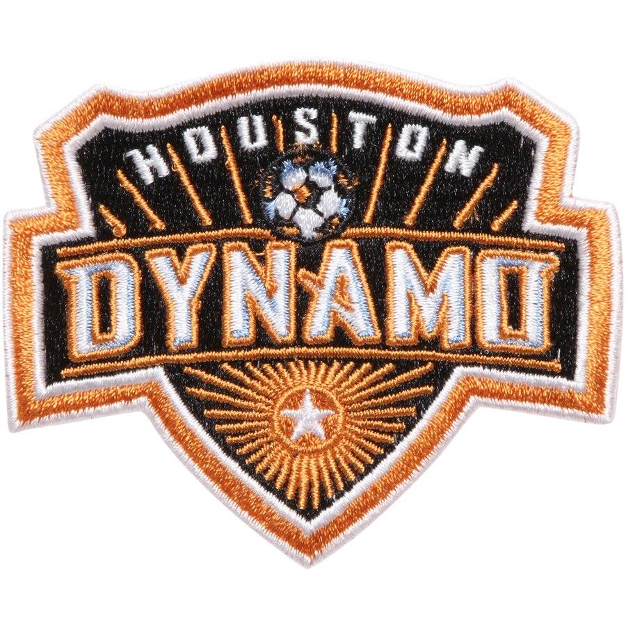 Houston Dynamo Primary Logo Patch.
