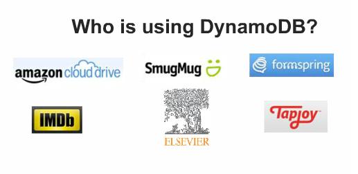 DynamoDB.