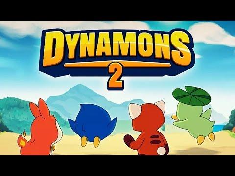 Dynamons 2 by Kizi.