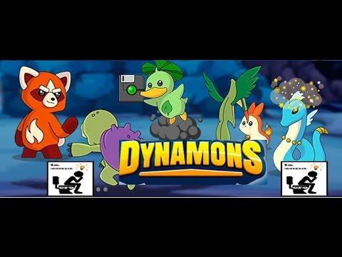 DYNAMONS.