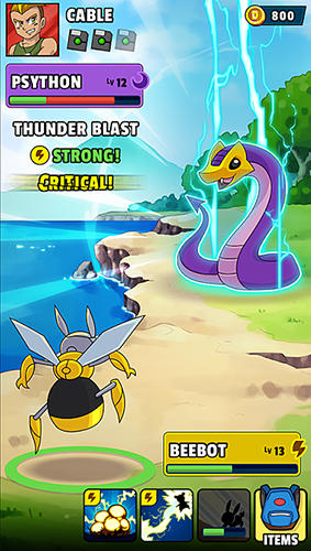 Dynamons world Android apk game. Dynamons world free download for.