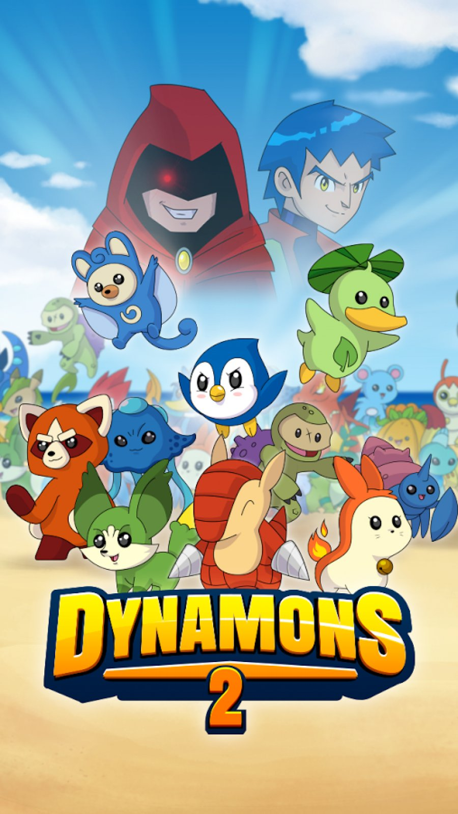 Dynamons 2 1.1.0 for Android.