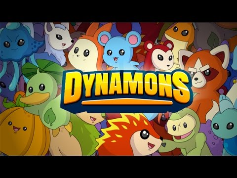 Dynamons Android apk game. Dynamons free download for tablet and.