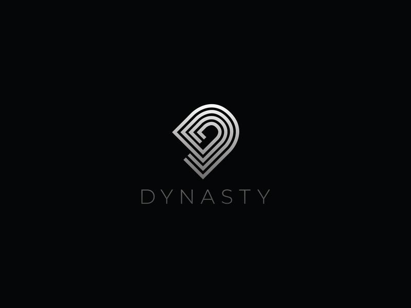 Dynasty Geometric Logo by Esteban SABORIO on Dribbble.