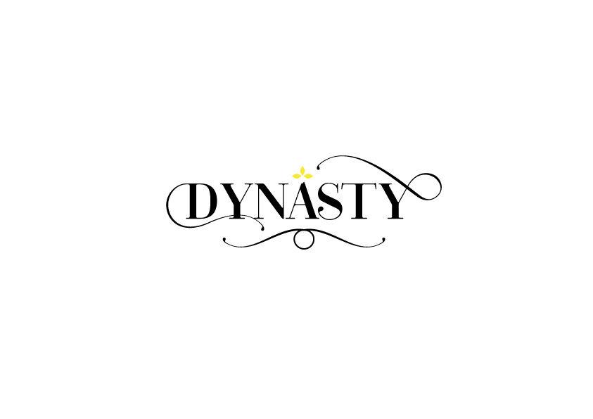 Entry #46 by shayom for Dynasty Ethnic logo.