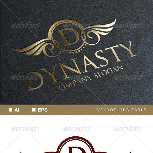 Dynasty Logo Templates from GraphicRiver.
