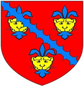 Manor of Dyrham.