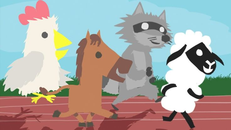 Ultimate Chicken Horse Let's You Wreck Your Friends as Cute.