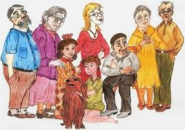 dysfunctional families.