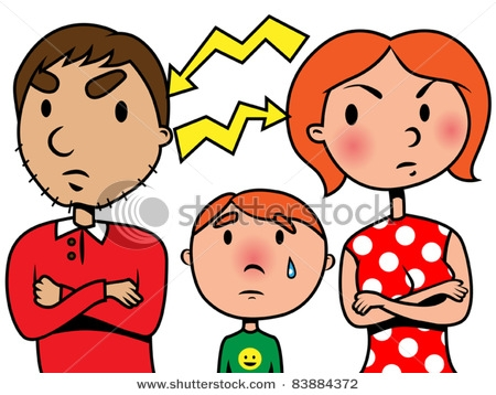 Dysfunctional Family Clipart.