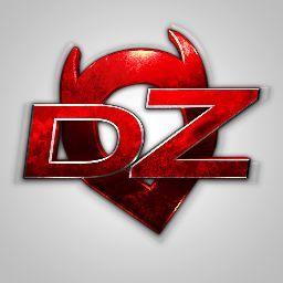 Dz sniping Logo. Gamer Logo Design Illustration..