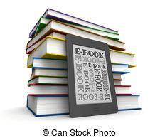 E books Stock Illustrations. 18,591 E books clip art images and.