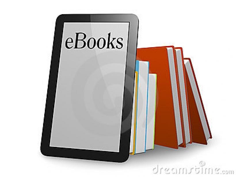 Ebooks clipart.