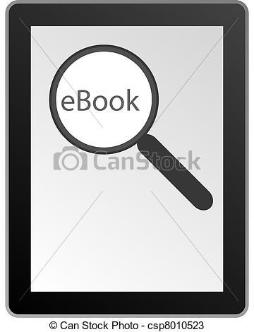 Ebook Vector Clipart EPS Images. 5,277 Ebook clip art vector.