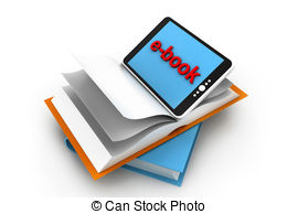E book Stock Illustrations. 18,622 E book clip art images and.