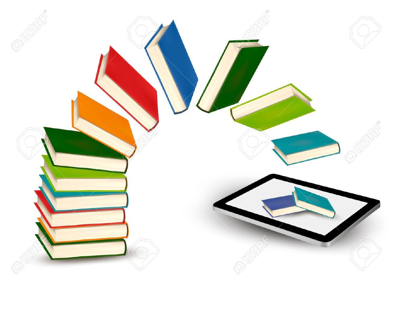 E book clipart.