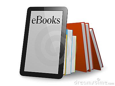 Ebook clip art.