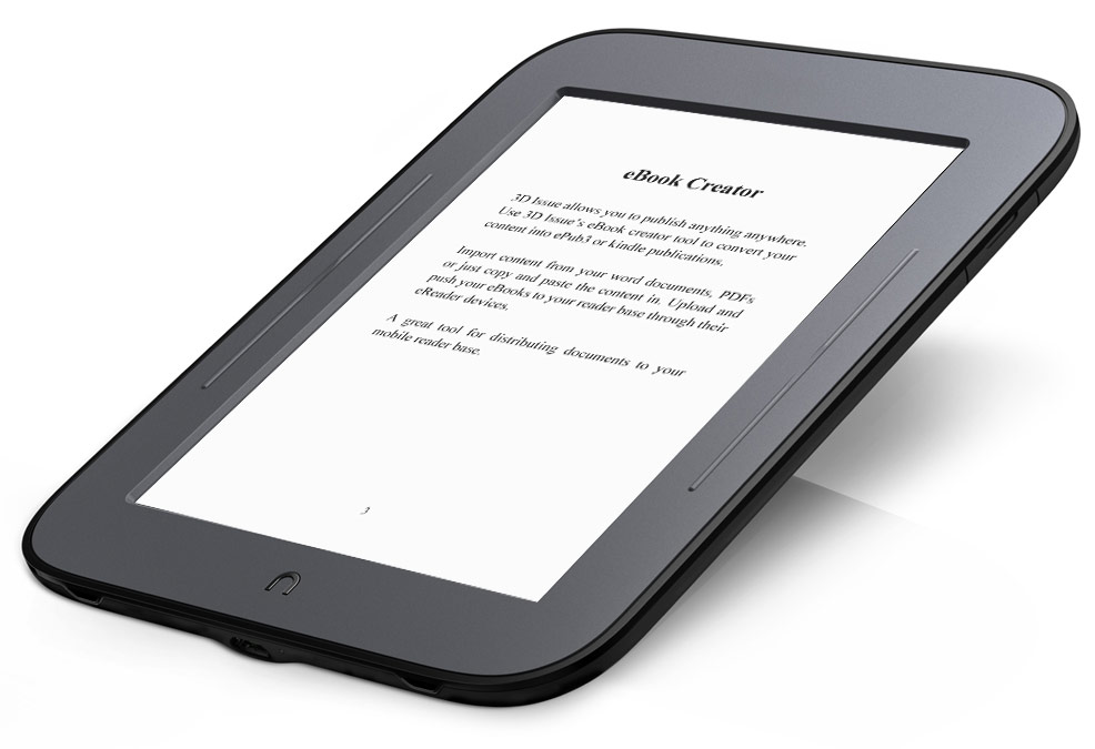 eBook Software.