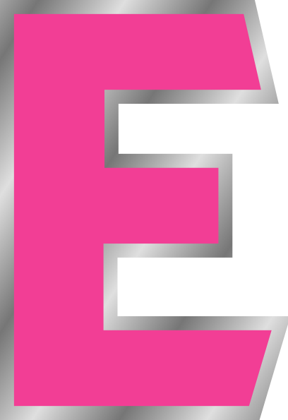 Letter E Clipart.