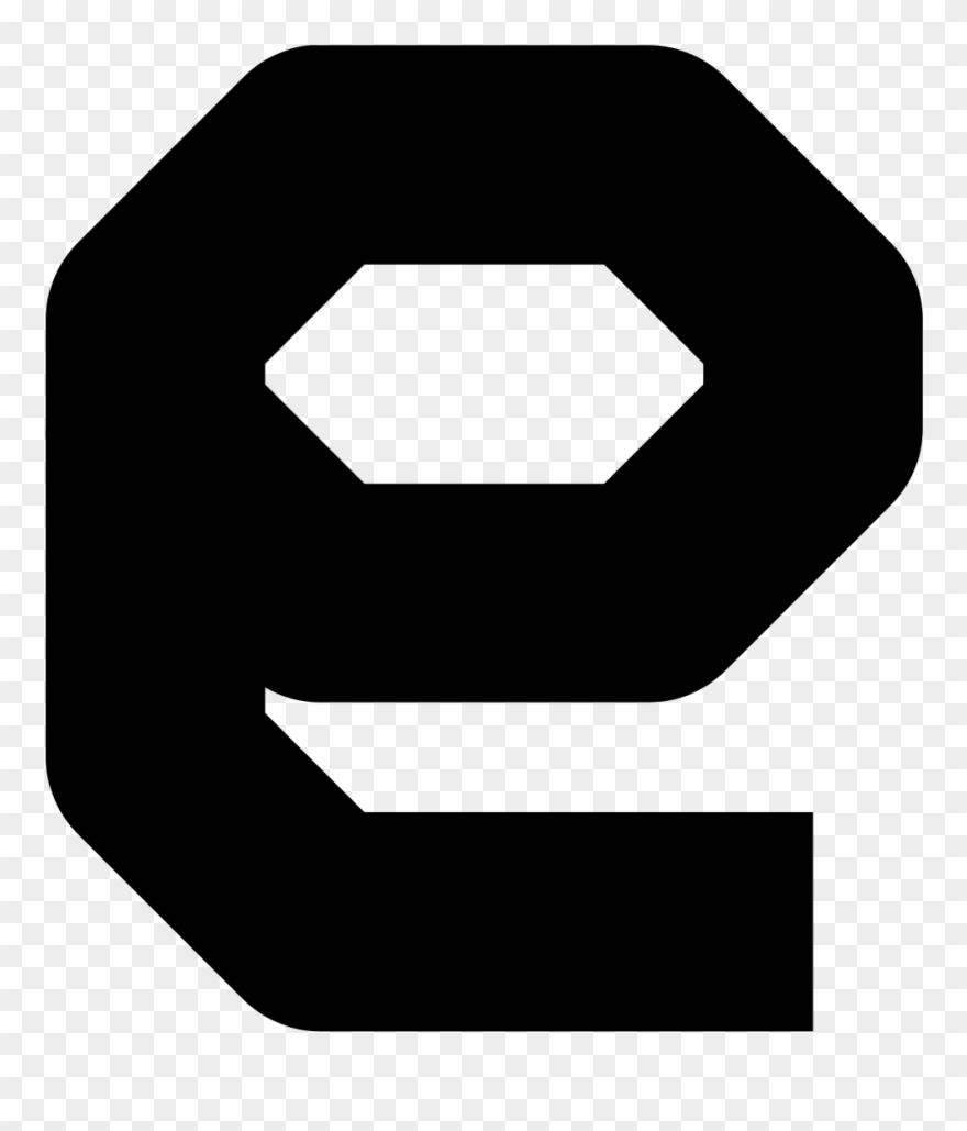 Letter E Icon Free Download Png And Vector Intended.