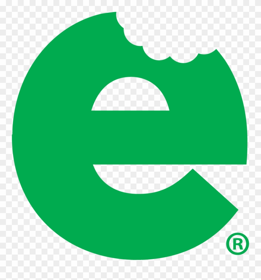 Incredible Green E Icon.