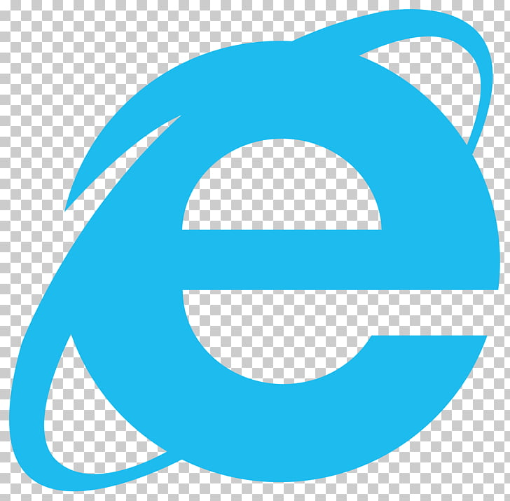 Internet Explorer 10 11 Logo, blue letter E logo PNG clipart.