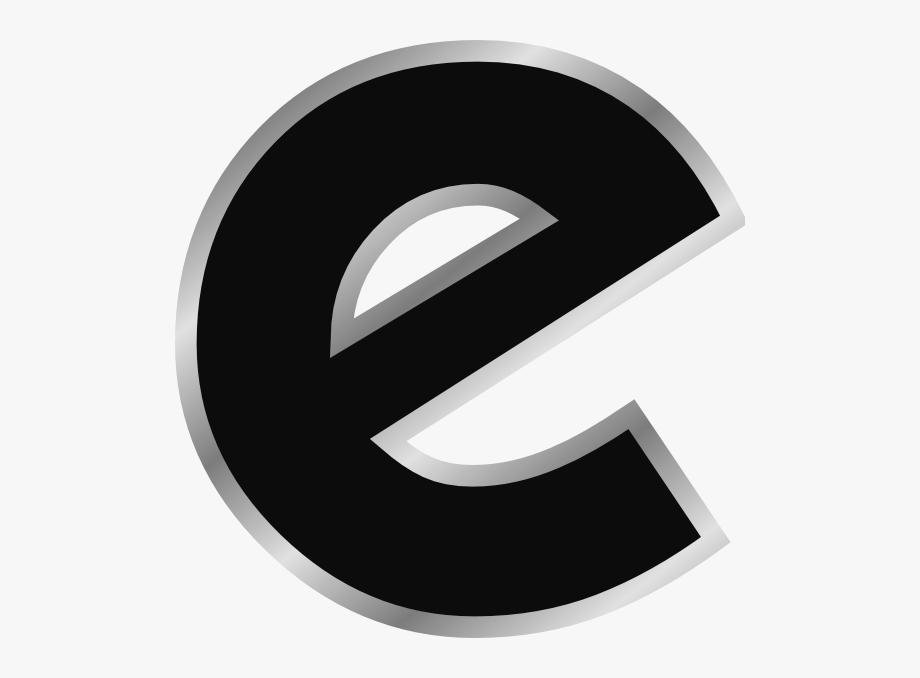 Letter Design Clip Art.