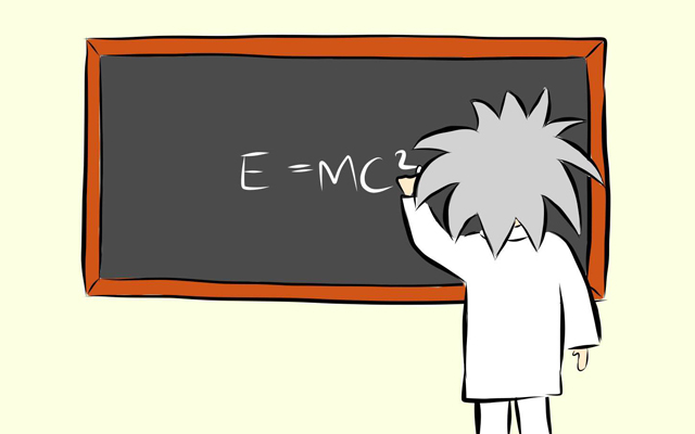 E=mc2: Everything is Energy.