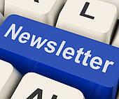 Newsletter Clip Art, Newsletter Newsletter Free Clipart.