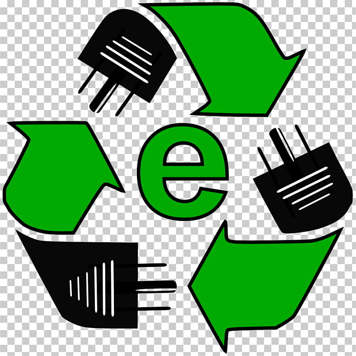 Recycling symbol Plastic recycling Logo , E Waste s PNG.