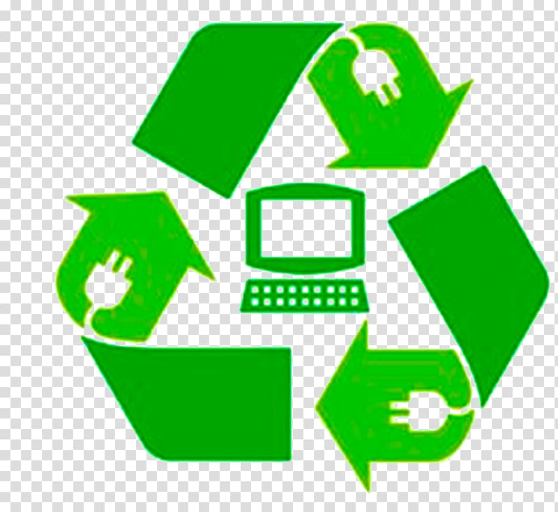 Computer recycling Electronic waste Electronics, recycle transparent.