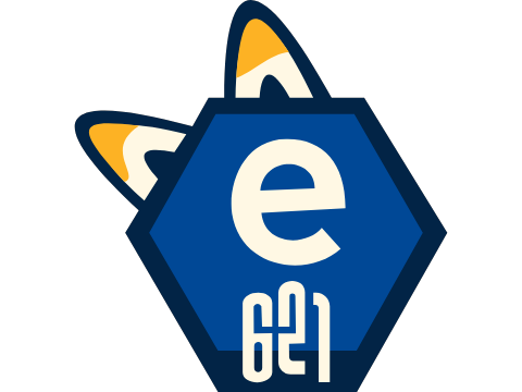 e621 logo inverted.