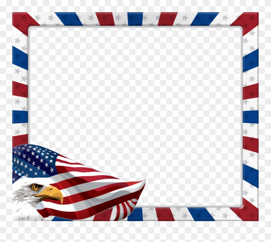 Usa American Eagle Transparent Png Frame Gallery United Clipart.
