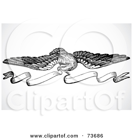 Royalty Free Eagle Illustrations by BestVector Page 1.
