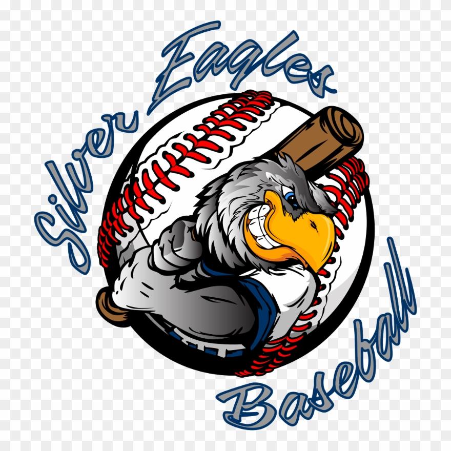 Eagle Clipart Baseball.