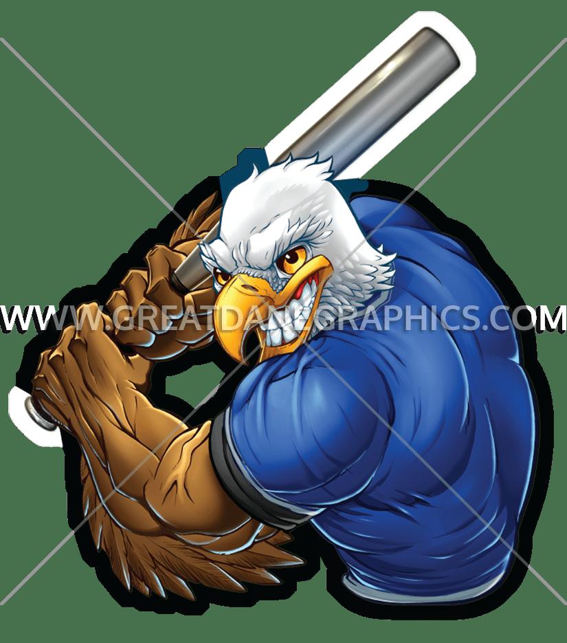 Clipart baseball eagle, Clipart baseball eagle Transparent.