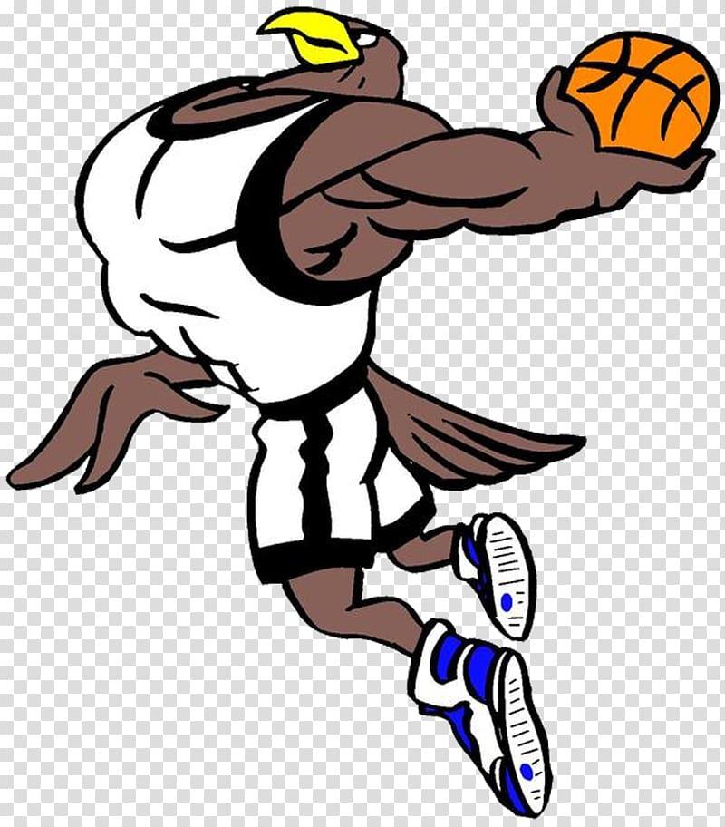 Chadron State Eagles women\\\'s basketball Bald Eagle.