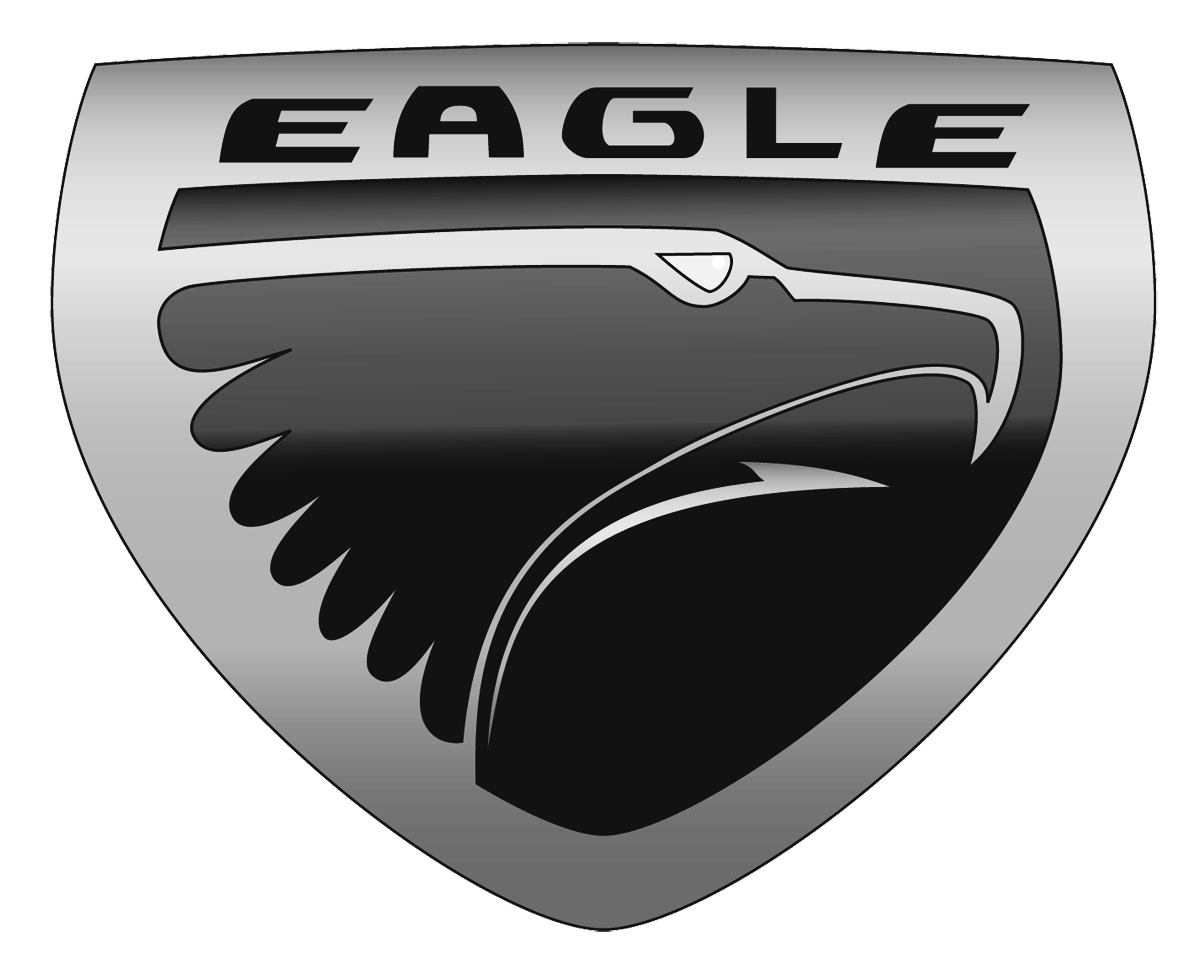 Eagle car Logos.