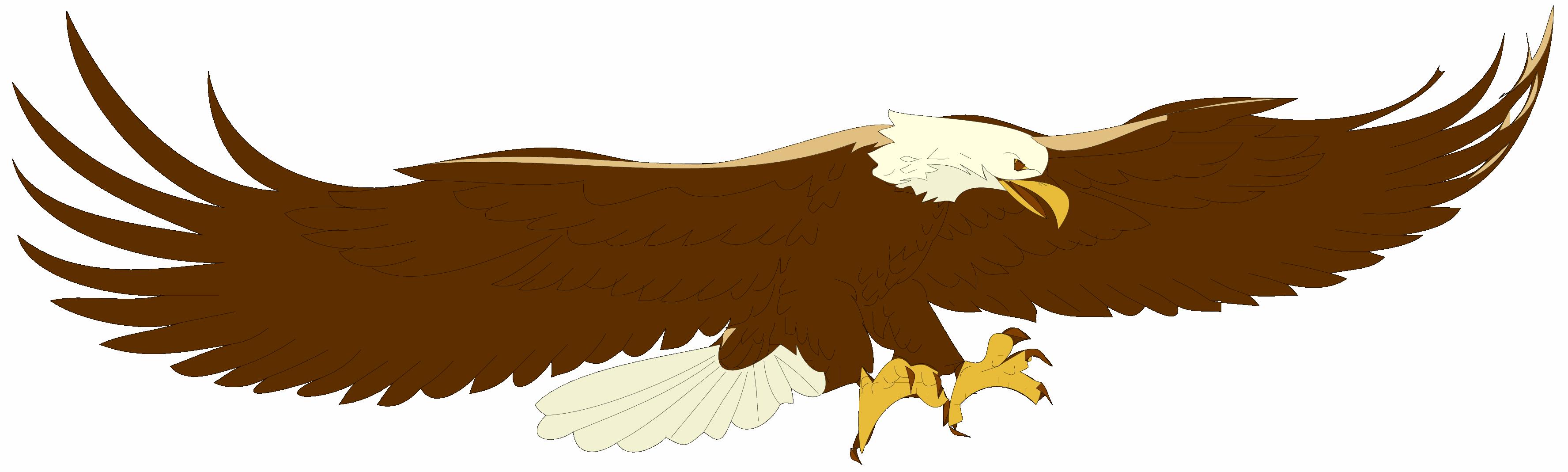 Free Eagle Clipart Image.