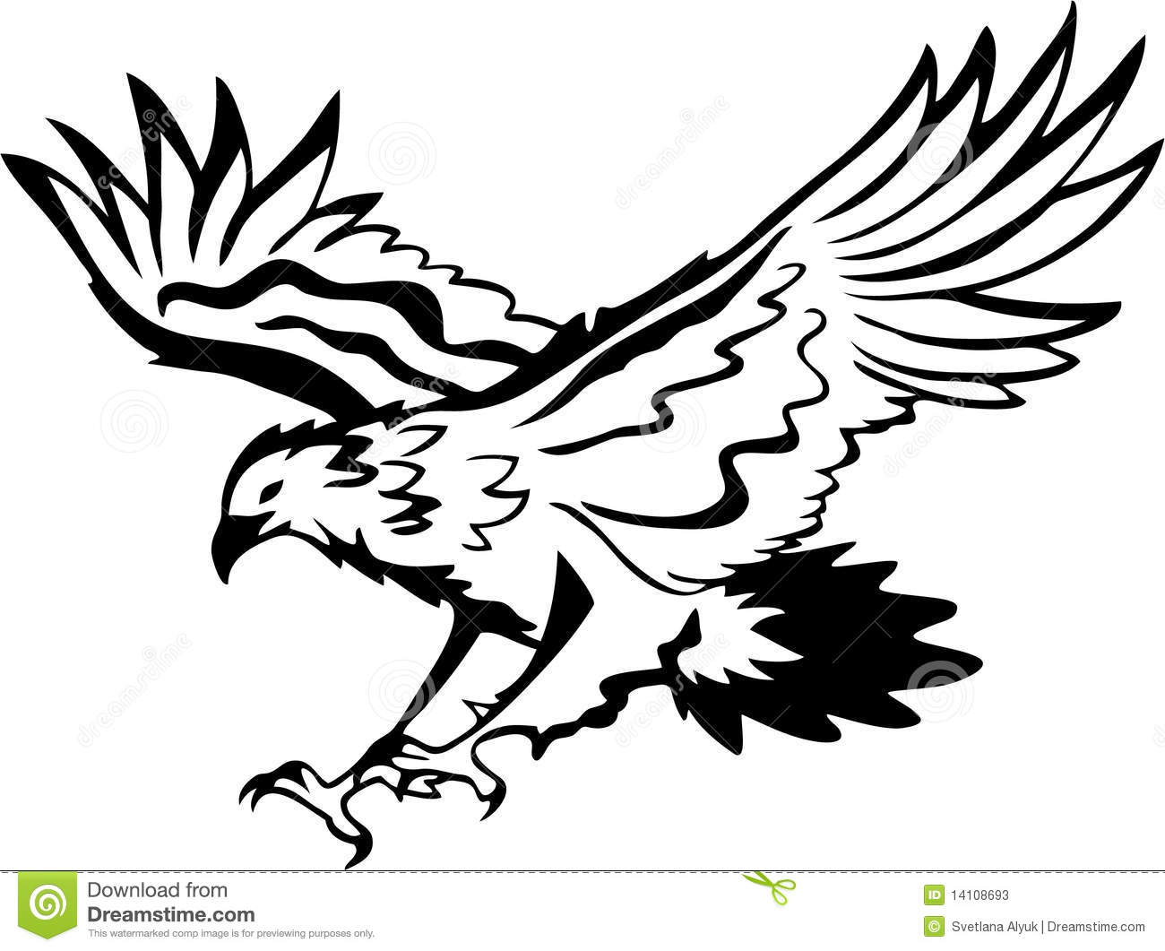 Free Eagle Images Black And White, Download Free Clip Art.
