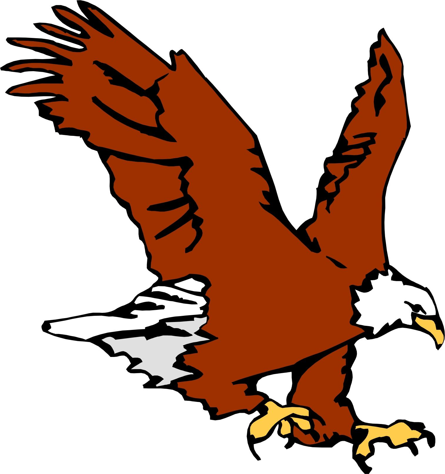 HD War Eagle Clip Art File Free » Free Vector Art, Images, Graphics.