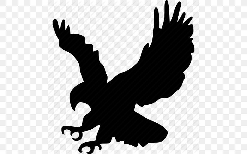 Bald Eagle Bird Golden Eagle Clip Art, PNG, 512x512px, Bald.
